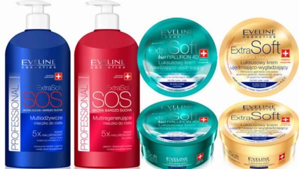 Linia ExtraSoft Eveline Cosmetics – recepta na zimowe problemy skóry