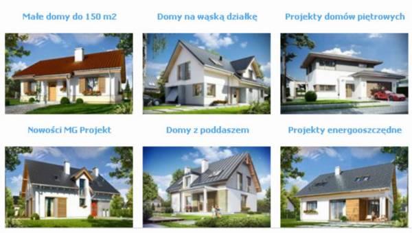 Rodzinny projekt domu z katalogu