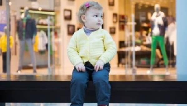 Co robić, aby dziecko nie zgubiło się w czasie zakupów czy wyjazdów