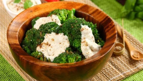 Dla wegetarian: Brokuły po indyjsku