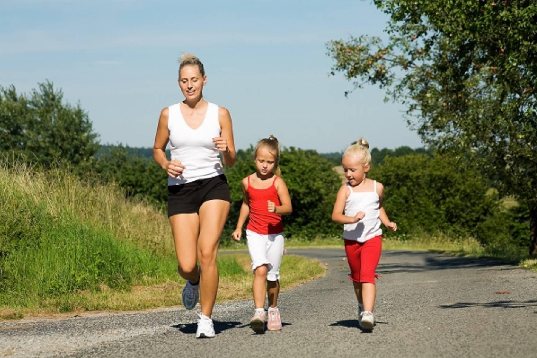 Dzieci uprawiajace sport