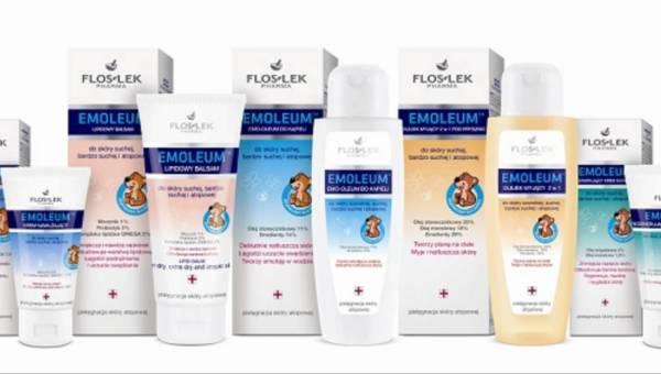 Floslek radzi: Codzienna pielęgnacja suchej skóry