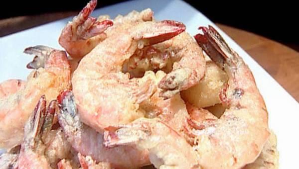 Przepis na: Krewetki marynowane w czerwonym curry