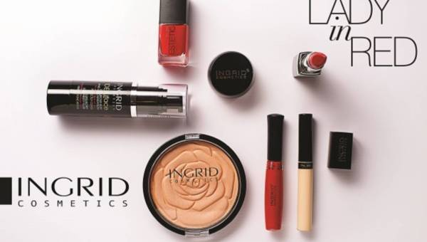 Makijaż na święta i karnawał od marki Ingrid Cosmetics