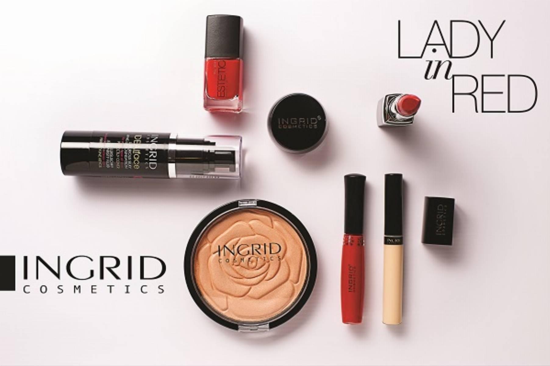 Makijaz z Ingrid Cosmetics