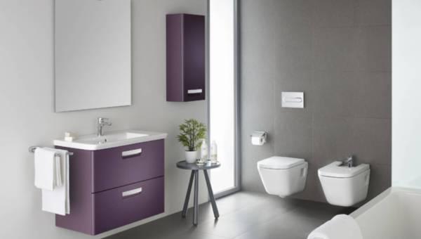 Funkcjonalny design w wydaniu Roca. Podwieszana miska WC GAP Clean Rim