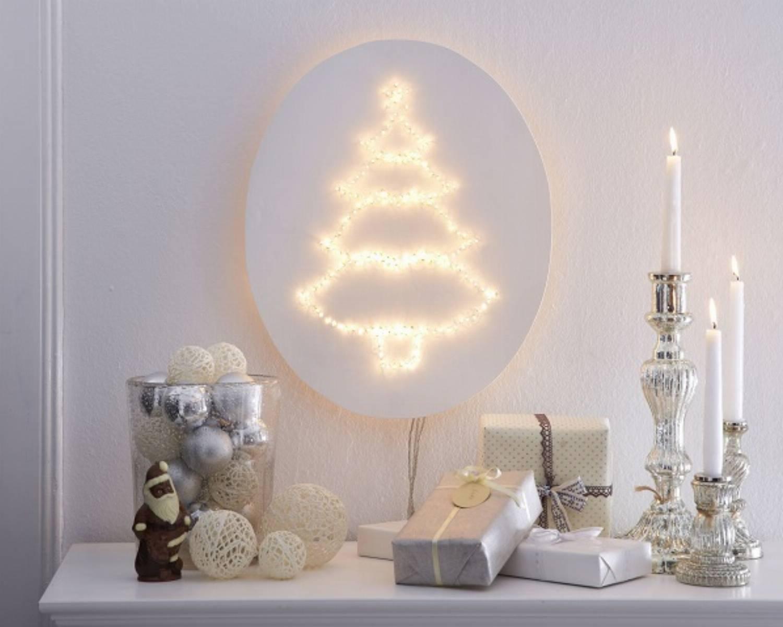Swieteczna lampka DIY