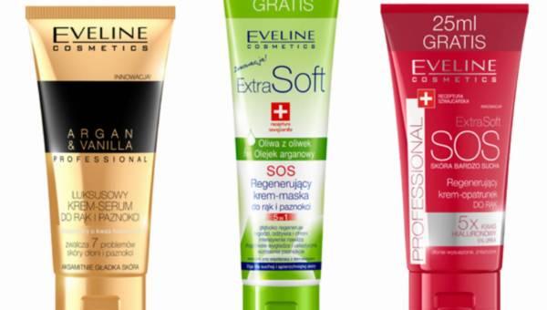 Zadbaj o swoje dłonie – nowe kremy do rąk od Eveline Cosmetics