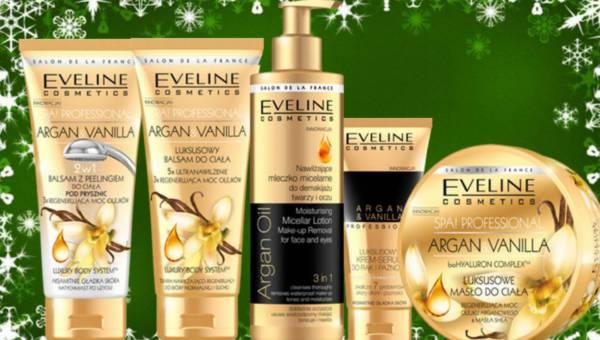 Świąteczny konkurs Eveline Cosmetics pachnący wanilią