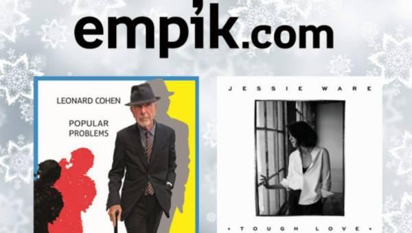 Konkurs: Muzyczne bestsellery empik.com pod choinkę