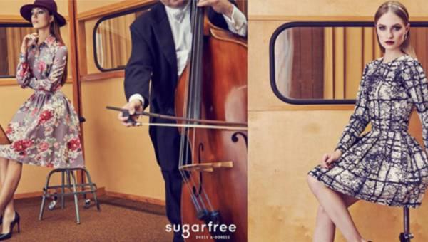 Kobiecość w nowej odsłonie – lookbook Sugarfree jesień 2014