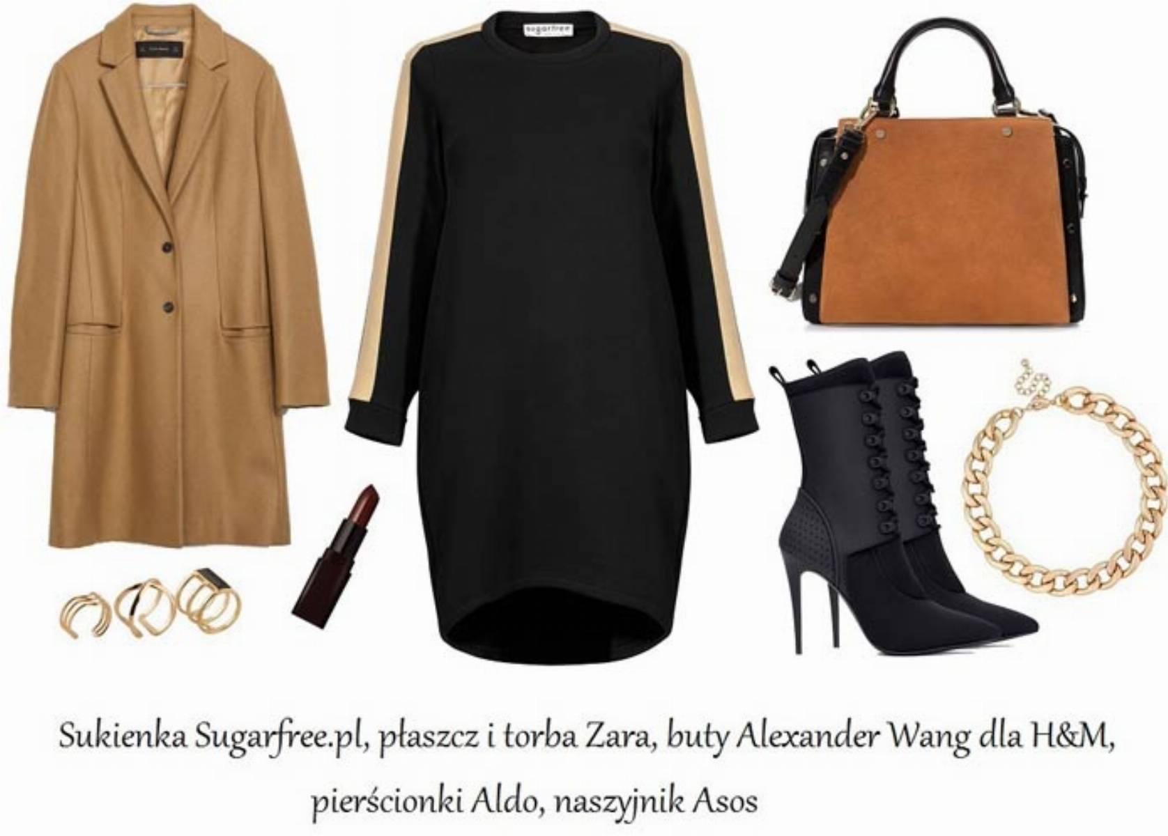 c784ed6571ef9 Modne stylizacje: Sukienki w stylu sportowym, casualowym i ...