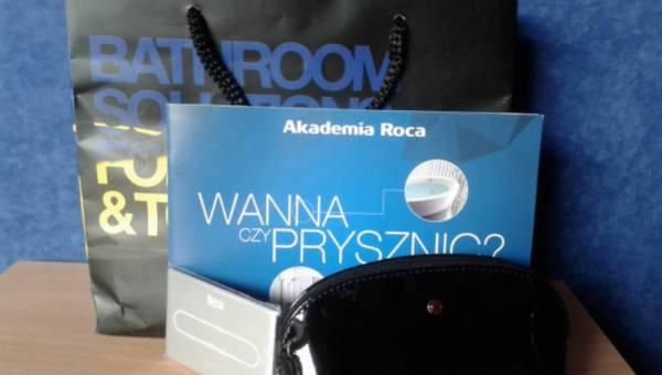 Wyniki konkursu z marką ROCA: opisz technologię Clean Rim i wygraj skórzaną kosmetyczkę Batycki z bursztynowym oczkiem