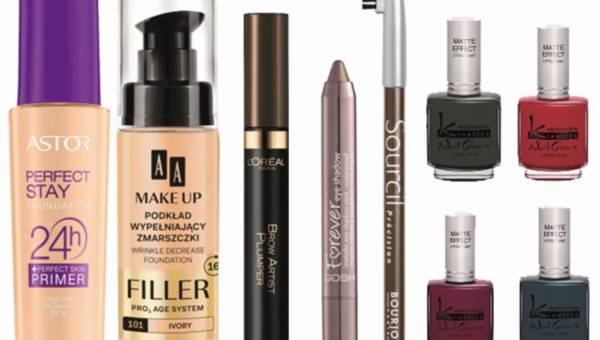 Poznaj najgorętsze makijażowe kosmetyki zima 2014/2015