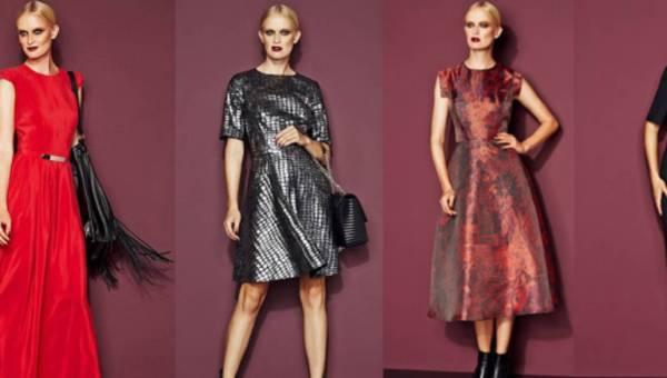 Sukienki wieczorowe na Andrzejki, Sylwester i Karnawał 2015 od Simple