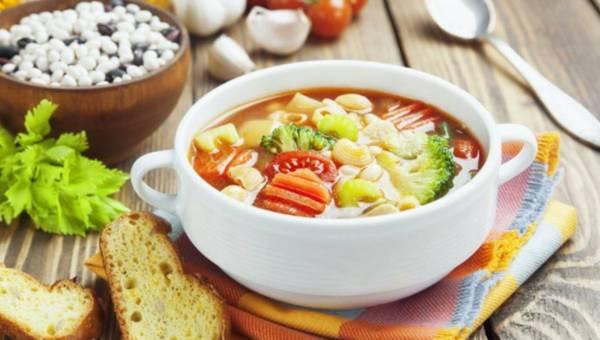 Przepis na: Zimowa zupa Minestrone