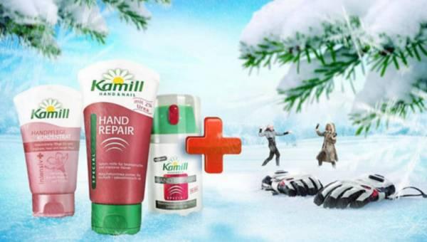 Kamill – Zimowy zestaw ratunkowy dla dłoni