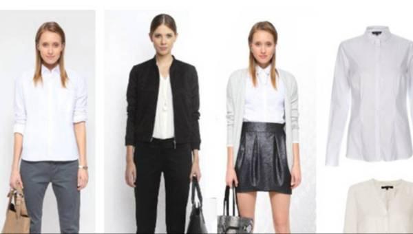 Biała koszula – jak nosić? Oto  3 sposoby
