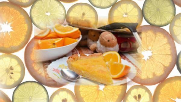 Ciasto migdałowo-pomarańczowe rodem z Hiszpanii
