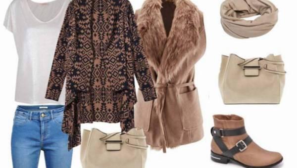Ciepłe swetry – gotowe stylizacje