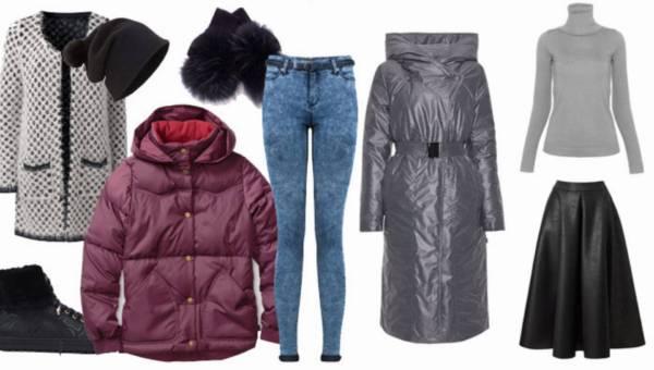 Puchowe kurtki zima 2014/2015 – jak je modnie nosić