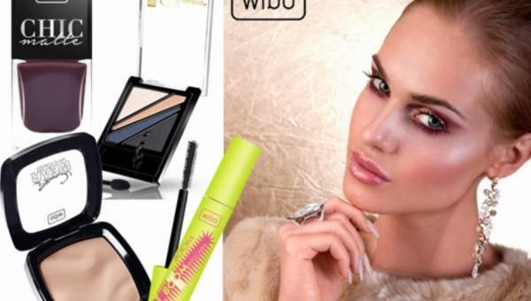 Modny wieczorowy makijaż Sylwester 2014/2015 od Wibo