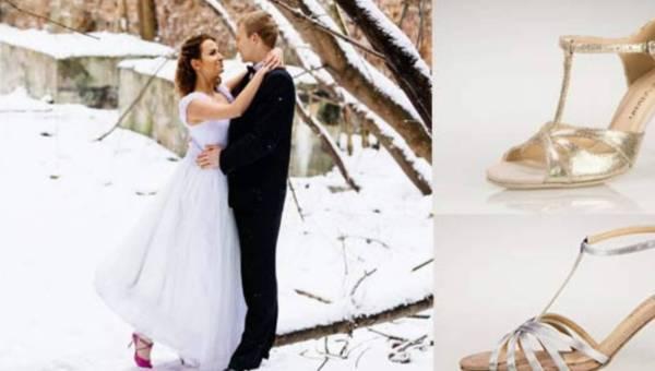 Ekspert radzi: Buty ślubne jakie wybrać?