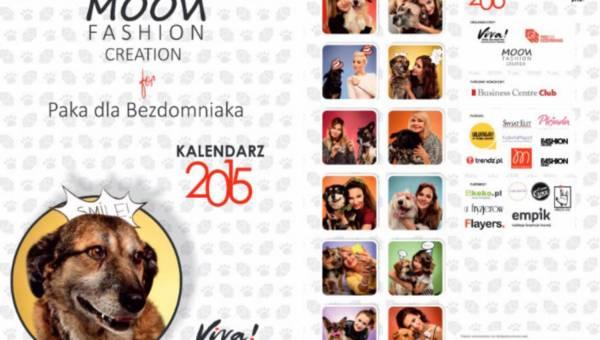 Patronat KobietaMag.pl: MOON Fashion Creation oraz znani i lubiani pomagają zwierzętom z Fundacji Viva!