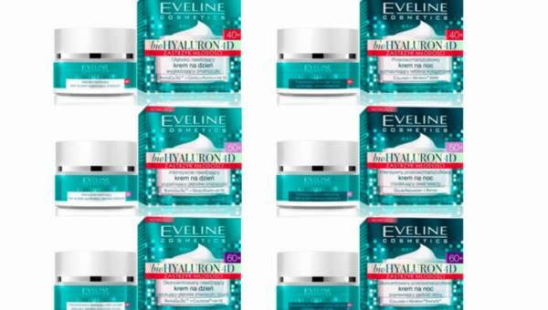 Nowość Eveline Cosmetics: kremy bioHYALURON 4D Zastrzyk Młodości