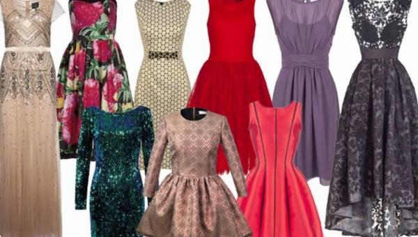 Sukienki wieczorowe Sylwester 2014 Karnawał 2015 – przegląd z różnych półek cenowych
