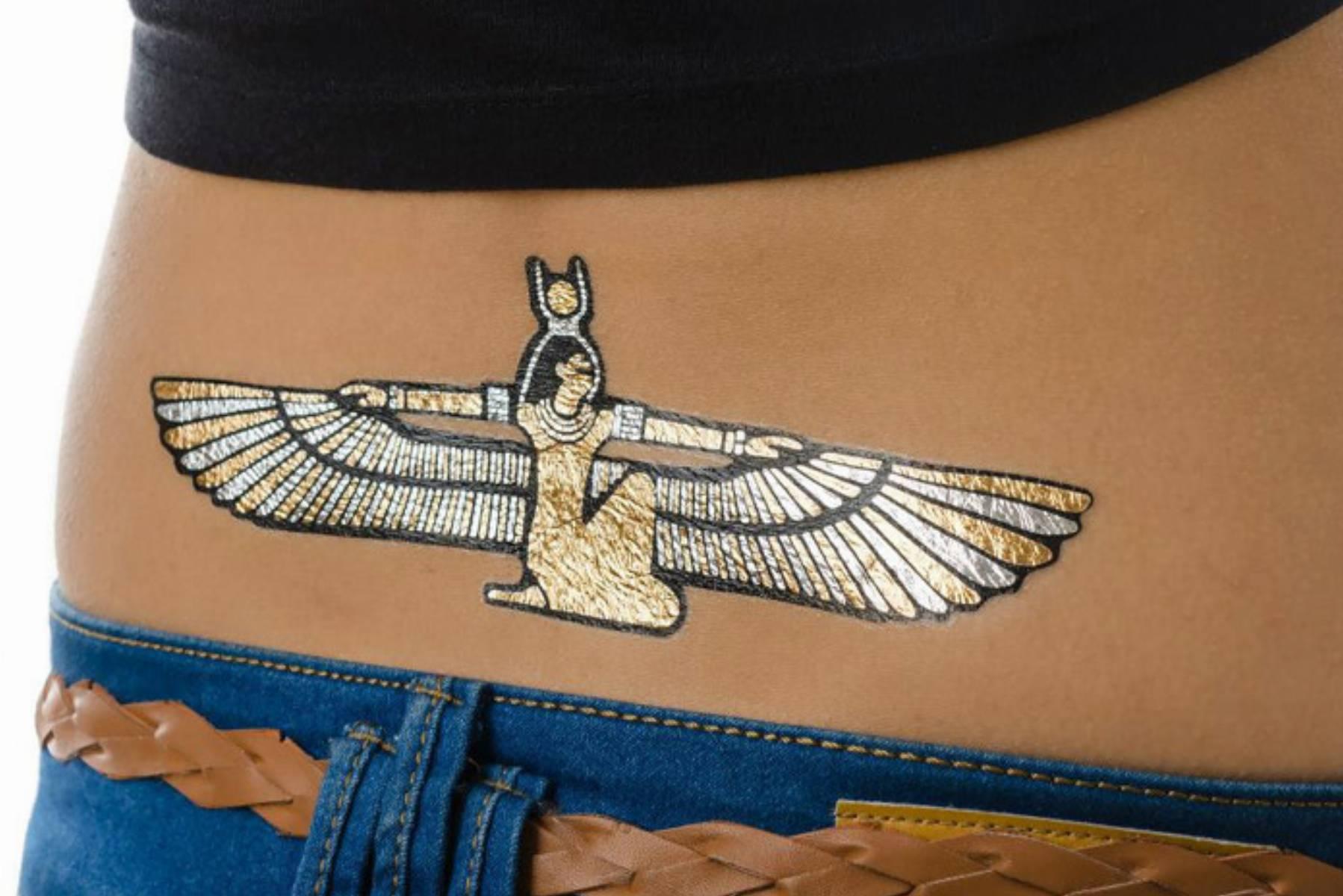 zlote_tatuaze_Bright_Boho_ISIS