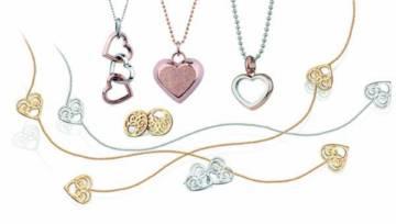 Biżuteria na Walentynki z serduszkiem – pomysły na prezent