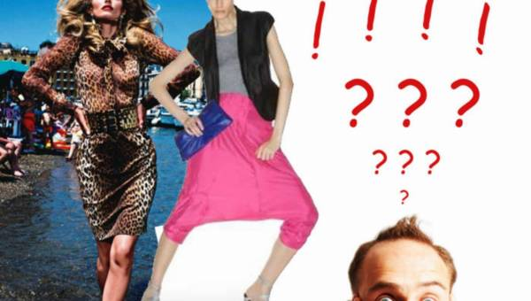 Czego w damskiej modzie nienawidzą mężczyźni