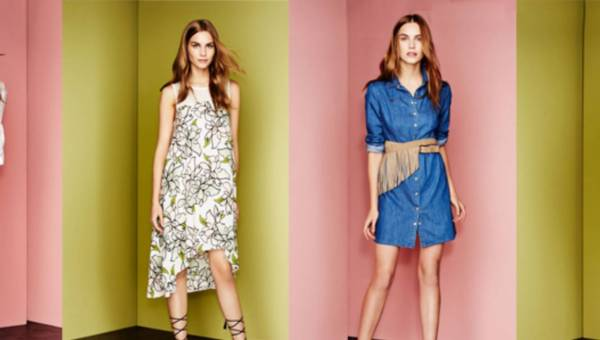 Kolekcja Dorothy Perkins wiosna lato 2015