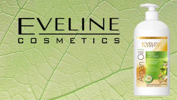 Nowość – mleczko ARGAN & OLIVE Eveline Cosmetics