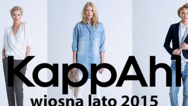 Nowa kolekcja KappAhl wiosna lato 2015