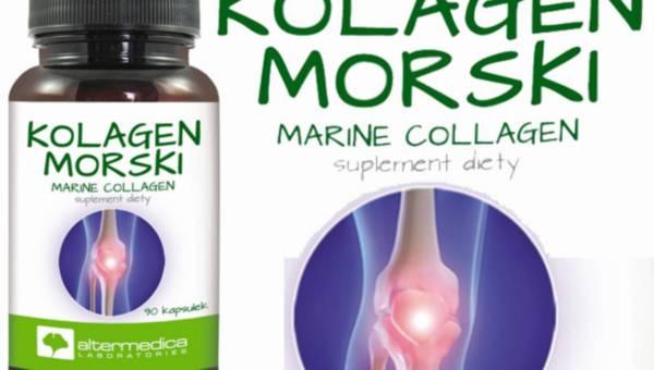 Kolagen Morski Marine Collagen – w trosce o zdrowe stawy