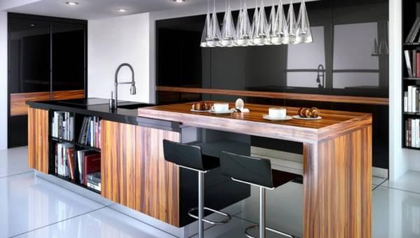 Jak urządzić kuchnię na małej i dużej powierzchni