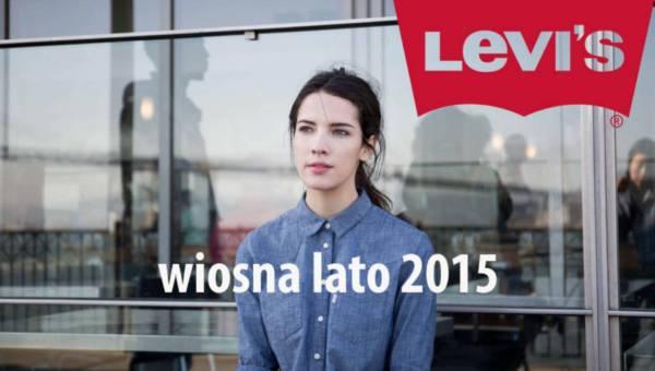 Kolekcja LEVI'S wiosna lato 2015