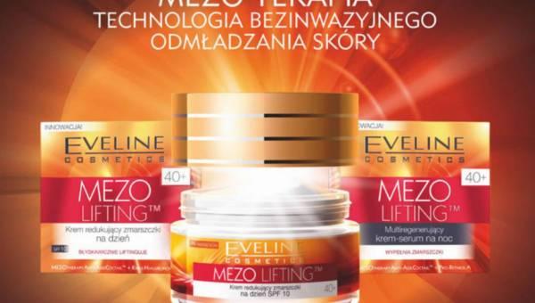 Eveline Cosmetics: seria MEZOLifting dla cer 40+