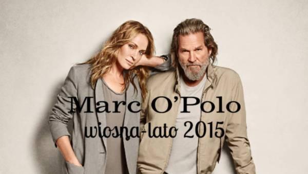 Marc O'Polo Wiosna – Lato 2015