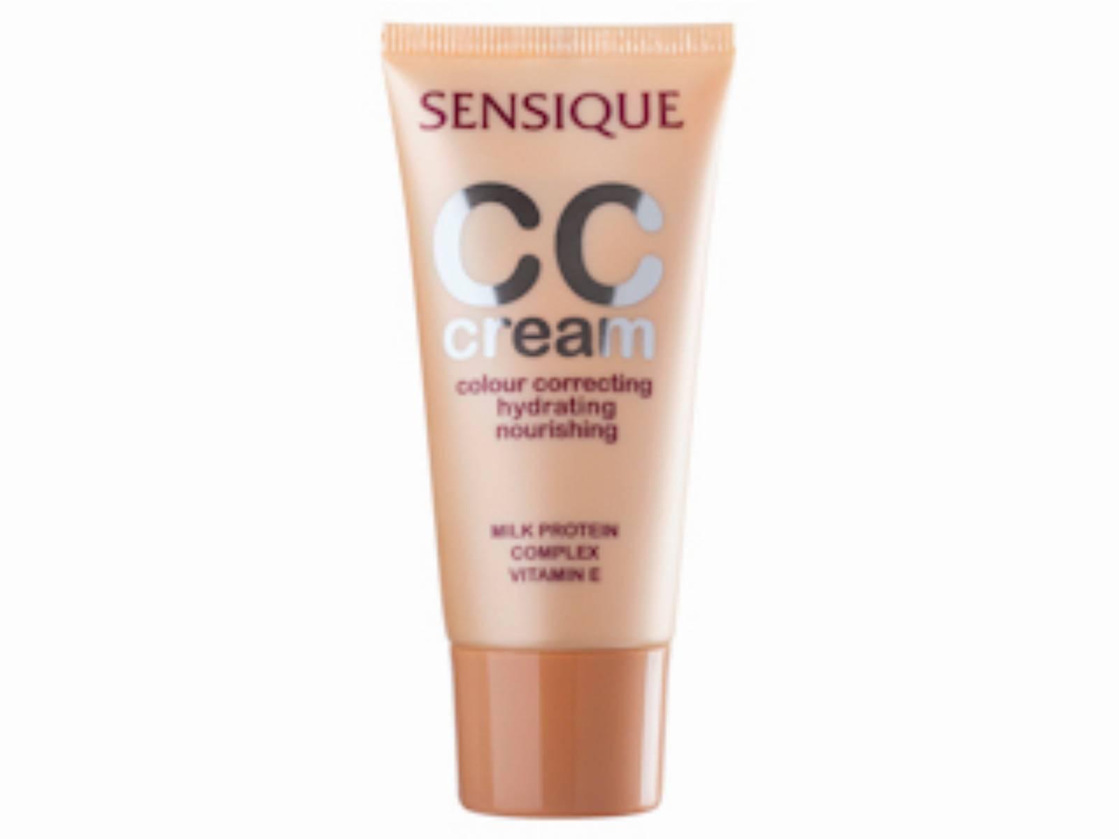 podkład Sensique_CC_Cream