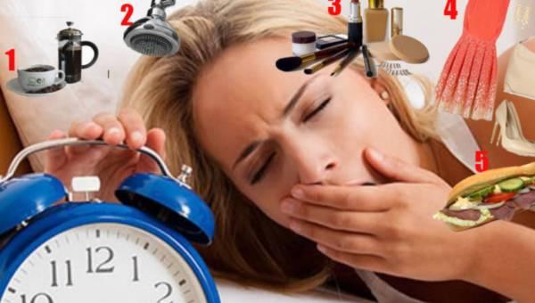 5 trików jak przyśpieszyć poranne szykowanie
