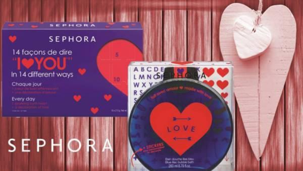 Wyniki konkursu: Przygotuj walentynkową niespodziankę dla swojej połówki z marką Sephora