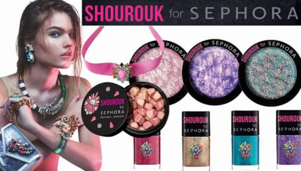 Shourouk for Sephora – edycja limitowana
