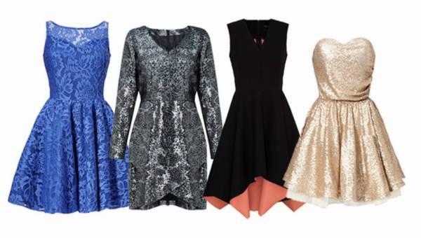 Sukienki na studniówkę 2015 – shoppingowy przegląd