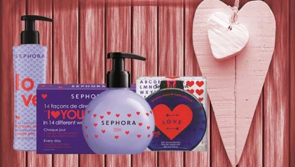 Sephora na Walentynki – kolekcja limitowana