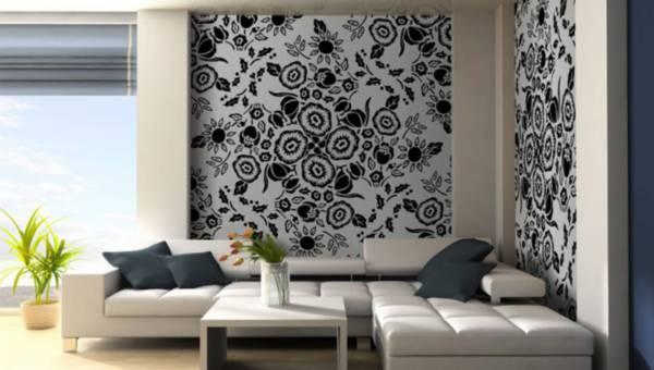 INSPIRACJE: Nowoczesne dekorowanie ścian