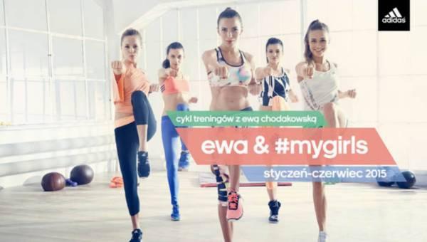 "adidas wiosna-lato 2015 –  ""ewa & #mygirls"""