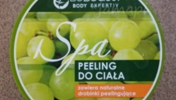 Be Beauty Body Expertiv, Peeling do ciała WINOGRONO